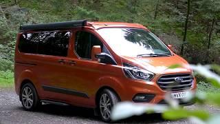 Ford Transit Nugget: Transformación camper realizada | CAR AND DRIVER