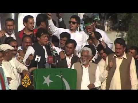 Pakistani politician killed ahead of re-elections