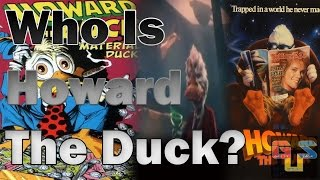 Who Is Howard The Duck ? History and Appearances