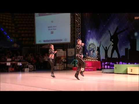 Ana Silaj & Alen Mikic - World Cup Zielona Gora 2012