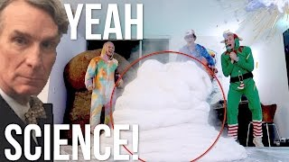 INCREDIBLE SCIENCE EXPERIMENT - (Elephant Toothpaste: it actually worked!)
