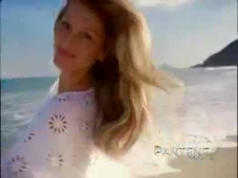 YANNICK D'IS - STYLES HAIR FOR PANTENE WITH GISELE BUNDCHEN