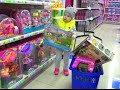 Алиса купила много игрушек Детский шоппинг Alice bought a lot of toys for Children shopping