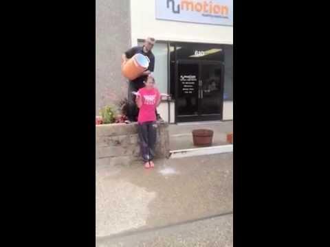 #IceBucketChallenge-Golden West Chapter-Numotion-Renee Brown (Sunnyvale)