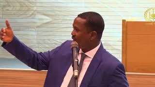 21 Réponse du Ministre de la santé DR DJAMA ELMI OKIYEH