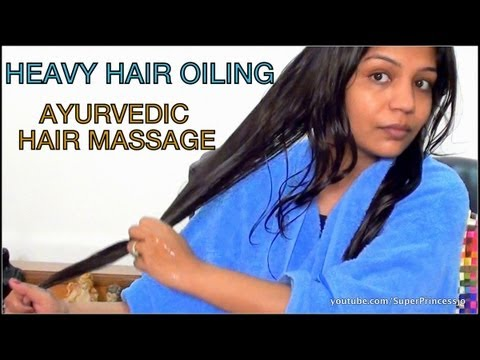 Hair Oiling How To Treat Dry Damaged Hair Conditioning, Shiny Hair, Fast Hair Growth Treatment