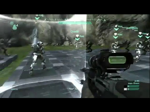 Halo: Reach Chess!!!!