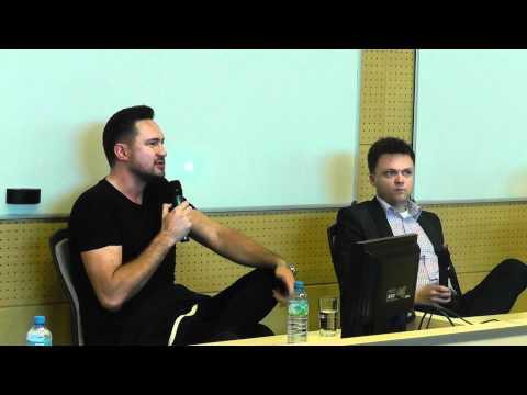 Marcin Prokop I Szymon Hołownia Na WNPiD UAM W Poznaniu