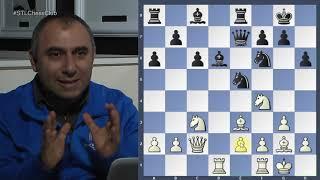 43rd Chess Olympiad: Caruana Beats Anand! - GM Varuzhan Akobian