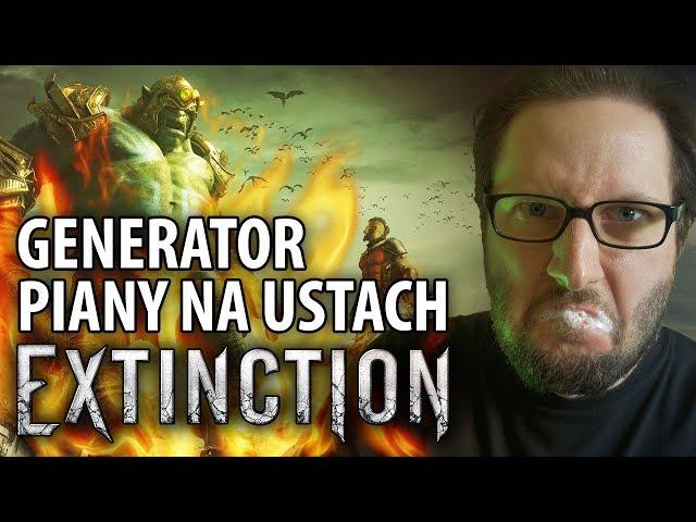 Extinction - jak spartaczyć ciekawy pomysł na grę?