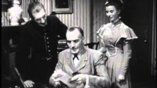 SHERLOCK HOLMES Unsold TV Pilot 1951. The Man Who Disappeared w/ John Longden