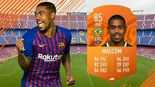 MOTM 85 MALCOM! | FIFA 19 ULTIMATE TEAM
