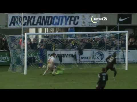 OFC CHAMPIONS LEAGUE SEMI-FINAL 1st LEG / AUCKLAND CITY vs BA FC / 05.05.2013 / HIGHLIGHTS