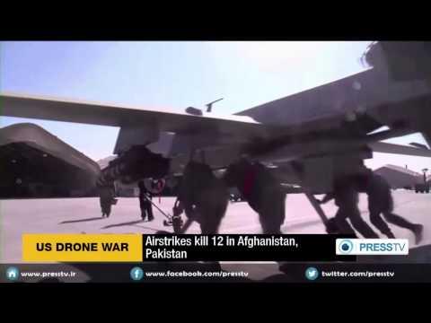 12 People Killed By U.S. Drone Strikes In Afghanistan, Pakistan