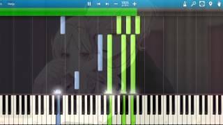 [Synthesia] Yui - Diabolik Lovers OST (Vol 2 Track 12) (Piano) [Diabolik Lovers]