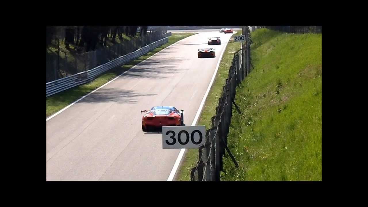 Blancpain Endurance Series Race Autodromo Di Monza Italy 14 04 13 Youtube