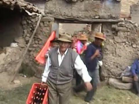 Cosecha Faena en Huasicancha