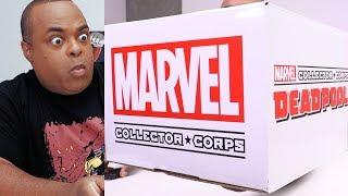 LOOK! A MARVEL MYSTERY BOX! [Deadpool]