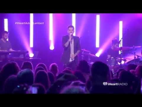 2015-06-16 Adam Lambert - iHeartRadio LIVE show - 720 HD [IMPROVED]