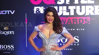 Jacqueline Fernandez In Her Uncomfortable Dress At GQ Style Awards 2019 | Most Awkward Moment