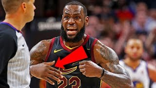 Did LeBron James REALLY Break His Hand in the 2018 NBA Finals? IN DEPTH ANALYSIS!