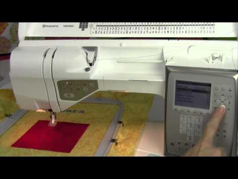 Husqvarna Viking Topaz 30 71 Embroidery Applique Design