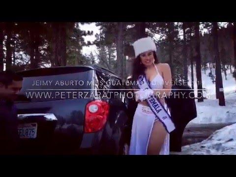 Miss Guatemala Universe  2015 Jeimy Aburto