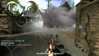 """Fast Game Over"" CoD2 miniclip"