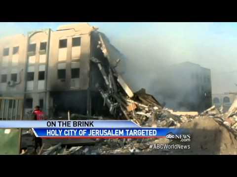 Hamas Fires Rockets at Jerusalem; Israel-Palestinian Conflict Escalate