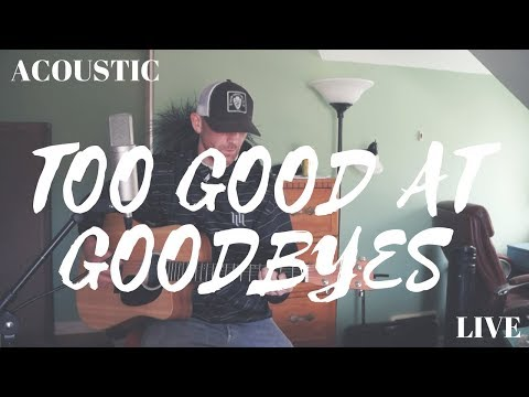 Sam Smith Too Good At Goodbyes Acoustic Live Cover MP3...