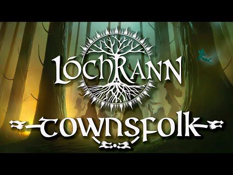 Lóchrann - TownsFolk (2016) (FULL ALBUM)