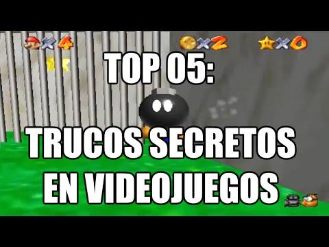 Top 5: Trucos Secretos y Glitches en Videojuegos - Retro Toro