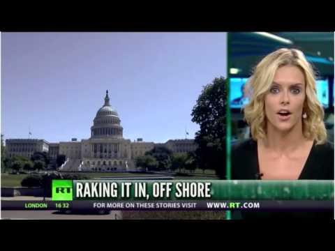 US Companies Avoiding Tax