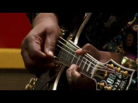 Eric Clapton - BB King -Crossroads 2010