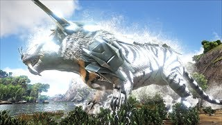 ARK: Thế Giới Mới #2 - Thần Bạch Hổ (White Tiger) Của Các Bạn Nè ^_^