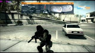 Battlefield 3 Strike at Karkand | Assault and Engi gamplay | MP7 and M16A3