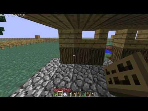 Minecraft Mod Showcase - Mine Colony