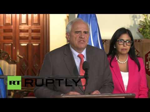 Venezuela: UNASUR condemns US