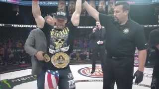 Bellator MMA: Halsey vs Grove