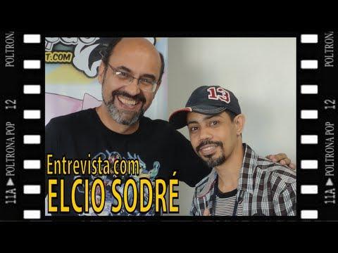 Entrevista com Elcio Sodré, dublador do Shiryu de CDZ | Poltrona Pop