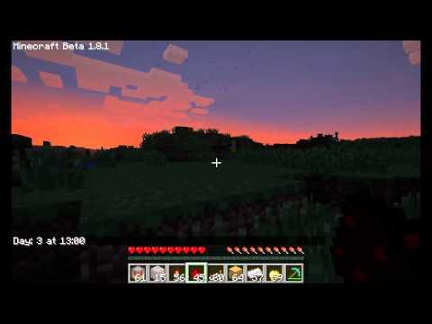 Minecraft: Firework Mod! Create your own Fireworks!