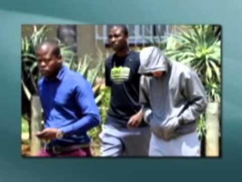 Vídeo de namorada de Oscar Pistorius é divulgado
