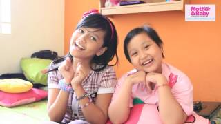 "Video Wish: Yayasan Kasih Anak Kanker Indonesia - ""LOVE WE DO, Mother&Baby Indonesia"""