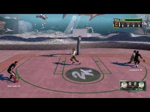 NBA2K16 Attribute update + 2v2 mypark gameplay