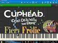 Fiery Frolic (Cuphead)-Synthesia-VideoGames sheet music