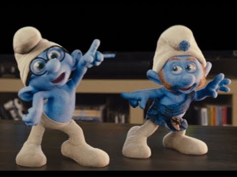 The Smurfs Movie Clip 'Happy Montage' Official (HD)
