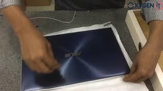 Asus ZenBook 15 UX533FD 8th Generation Unboxing Oxygen IT