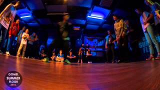 _GOMEL SUMMER FLOOR _2015  - KID ROCK VS  HEAT
