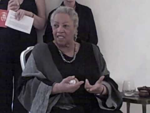 Toni Morrison on Censorship