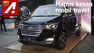 New Hyundai H-1 2018 First Impression Review by AutonetMagz